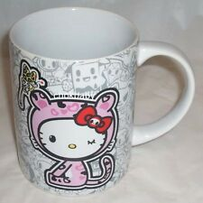 Tokidoki x Sanrio Characters Hello Kitty Cactus Green Ceramic Mug Limited Sold