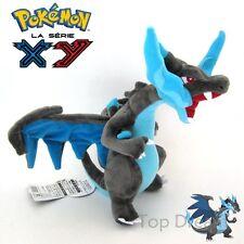"""Cute Genuine Pokemon Charizard Mega X 30cm/12"""" Soft Plush Stuffed Doll Toy Teddy"""