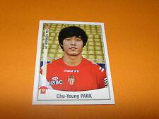 285 CHU-YOUNG PARK ROCHER AS MONACO LOUIS II PANINI FOOT 2011 FOOTBALL 2010-2011