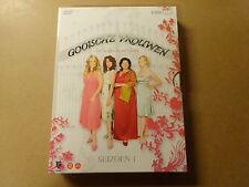3-DISC DVD BOX / GOOISCHE VROUWEN - SEIZOEN 1