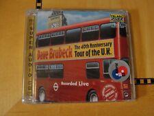 Dave Brubeck - 40th Anniversary Tour of the UK - Super Audio CD SACD Hybrid NEW
