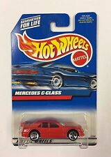 Hot Wheels Mercedes C-Class #27098 1:64 (T14)