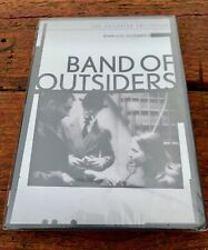 Band of Outsiders (Criterion Collection) [New DVD] Black & White,Subtitled REG1