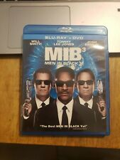 Men in Black 3 (Blu-ray/Dvd, 2012, 2-Disc Set