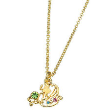 Princess Ariel Necklace * The Little Mermaid Amulet Pendant - Disney Store Japan