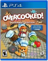 Overcooked PS4 PlayStation 4 Brand New