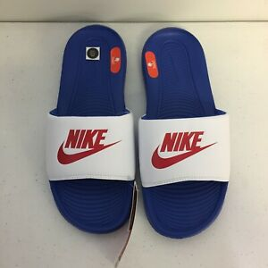 Nike Victori One Slide Men's Slide CN9675 104 Blue Size 7