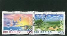 Europa Cept 1995 San Marino gestempelt
