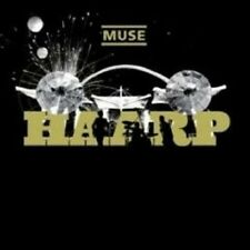 """MUSE """"HAARP LIVE FROM WEMBLEY"""" CD+DVD NEUWARE"""
