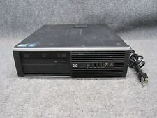 HP Compaq 8100 Elite SFF PC Intel Core i5-650 3.20GHz 4GB RAM 250GB HDD DVD+RW