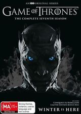 Game Of Thrones Season 7 (NEW DVD)