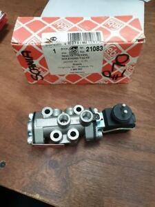 Genuine Febi bilstein solenoid valve 21083