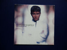 Stephen Gately New beginning 3 mix rare 2000 Australian CD single