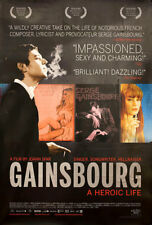 Gainsbourg: A Heroic Life 2010 U.S. One Sheet Poster