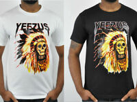 YEEZUS YEEZY Skull Chef Tour T-Shirt By Kanye West
