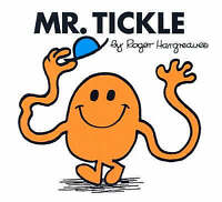 Mr. Tickle by Roger Hargreaves 1971 Paperback