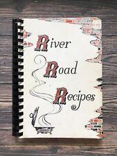 Vintage Junior League of BATON ROUGE LOUISIANA Cookbook 1975 River Road Recipes