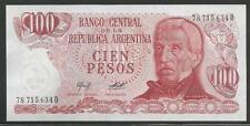 Argentina P-302 100 Pesos 1976-78 Unc