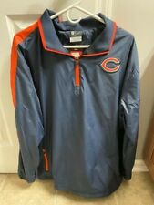 Chicago Bears Nike Onfield Jacket (Mens Size Large)
