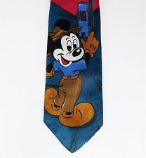 Vintage tie Mickey Mouse and Horace Horse Collar Disney cartoon characters