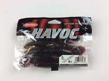 Berkley Havoc Devil Spear 4' 8ct Redbug - Mike Iaconelli Designed - Fishing Bait