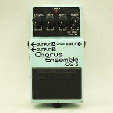 BOSS CE-5 Chorus Ensemble Guitar effect pedal Free shipping From Japan (IM24270)