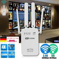 1200Mbs Wifi Repeater AP WLAN Range Router Extender Verstärker Outdoor AP/Router