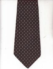 Lanvin-Paris-Authentic-100% Silk Tie-La33- Men's Tie