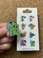 Disney Park Pals Pin Mystery Box- PASCAL Climbing Tower- From Tangled Rapunzel