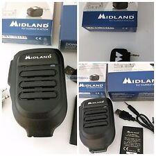 MIDLAND WA - CB  ADATT. BLUETOOTH  + WA-MIKE BLUETOOTH PER  CB  M-10/M-20/M-MINI