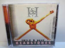 HEADSTONES ~ SMILE & WAVE ~ 1996 UNIVERSAL ~ MINT ~ LIKE NEW CD