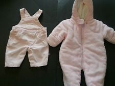 Baby Clothes for Girl, 0 To 3 Months,  Pink