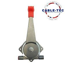JCB HAND THROTTLE LEVER | CABLE TEC