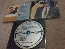 Elton John - Breaking Hearts West Germany Target CD