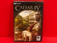 Caesar IV PC GAME Sierra BRAND NEW - B620