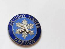 Anthony Lakes Oregon Skiing Pin  (#550)