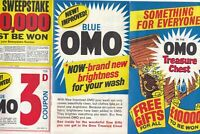 G.B. Something For Everyone In the OMO Treasure Chest Pamphlet 1965 Ref 33388