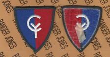 US Army 38th Infantry Division dress uniform patch m/e