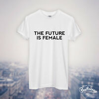 The Future Is Female T-SHIRT Feminist Top Smash The Patriarchy feminist tumblr