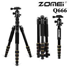 Zomei Q666 Aluminium Einbeinstativ&Kugelkopf Stativ für Canon Nikon Sony Kamera