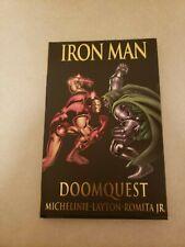 Iron Man: Doomquest - Marvel Premiere Edition (Hardcover)