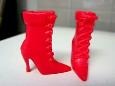 Barbie Doll Clothes/Shoes *Mattel High Heel Boots *New* #643