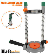 Drill Guide Drill Stand 45° Adjustable Electric Drill ∅ 43mm Mobile Swivel T0233