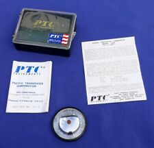 PTC Instruments 310F Surface Temperature Thermometer 0°F-300°F w/Paperwork