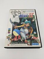 Mega Drive - Monster World IV - Japan Import