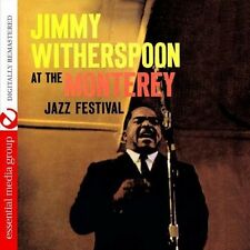 Jimmy Witherspoon At The Monterey Jazz Festival - Jimmy Wi (2013, CD NIEUW) CD-R