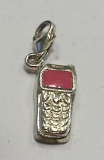 Sterling Silver Charm per Cellulare