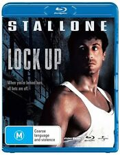 LOCK  UP  BLU-RAY SEALED BRAND NEW REGION B  SYLVESTER STALLONE