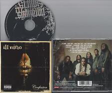 ILL NINO CONFESSION CD