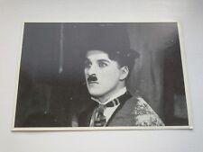 Charlie Chaplin - Postcard - Statics London (PC 52)